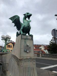 町のシンボル